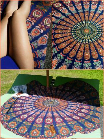 Collage Roundie kleuren