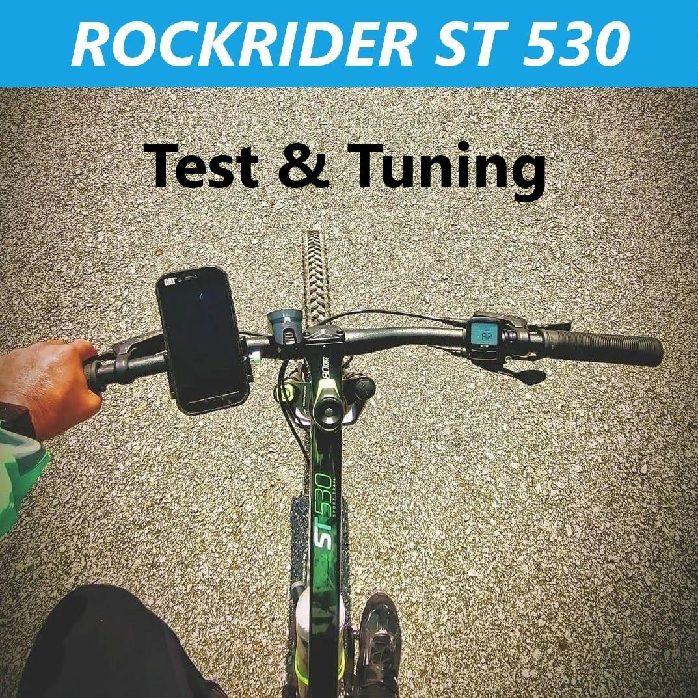 Review / Test 'Decathlon Rockrider ST 530'