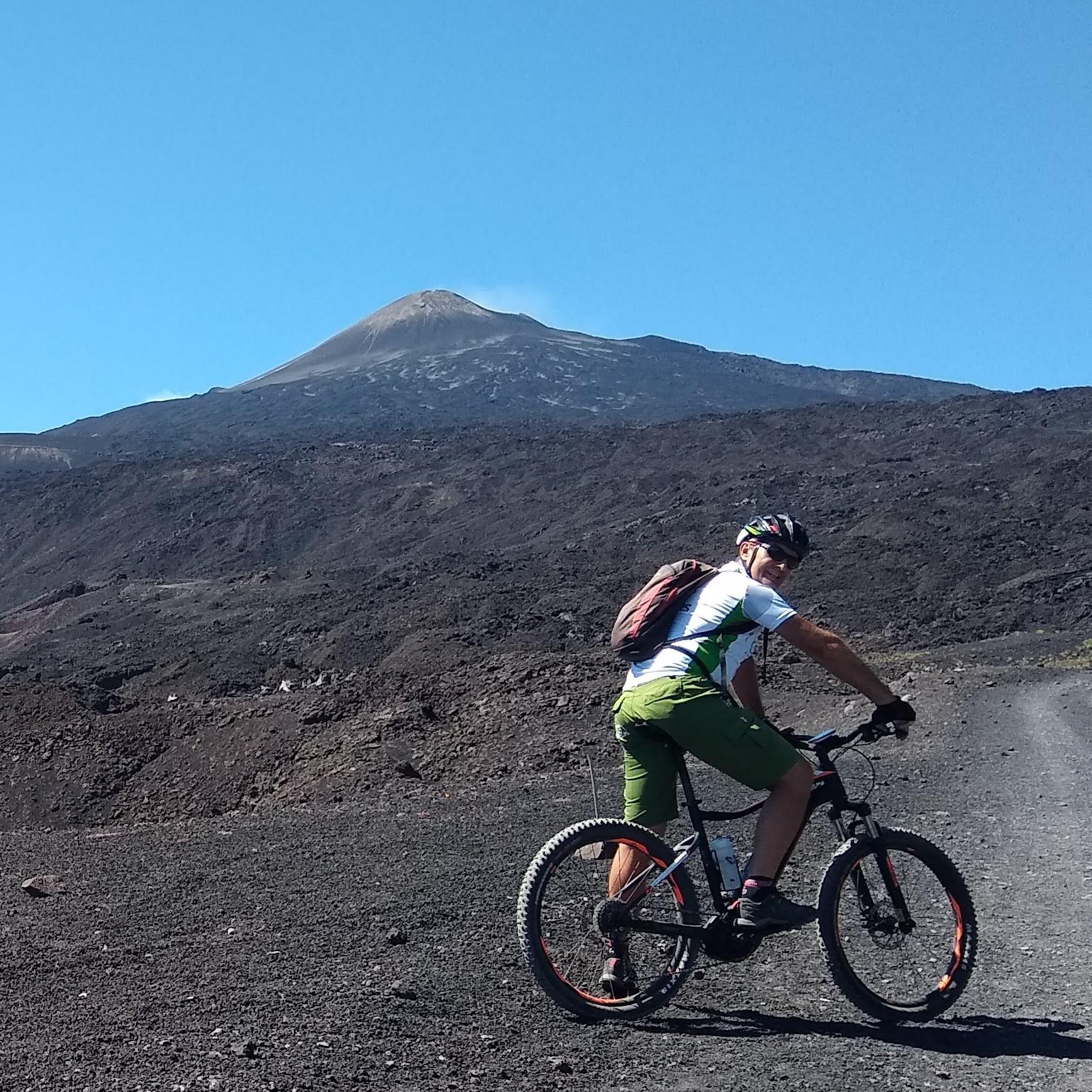 Mount Etna Volcano Ride 2020
