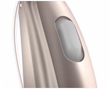 Bien penser à mettre en marche les appareils auditifs Phonak rechargeables en appuyant 3s sur le bouton