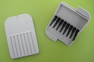 Pour bien protéger son appareil auditif contre le cérumen, pensez à changer les filtres