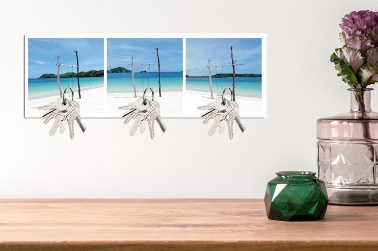Design Geschenkidee Lombok Strand