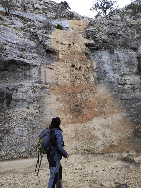 Cascada de los Goterones