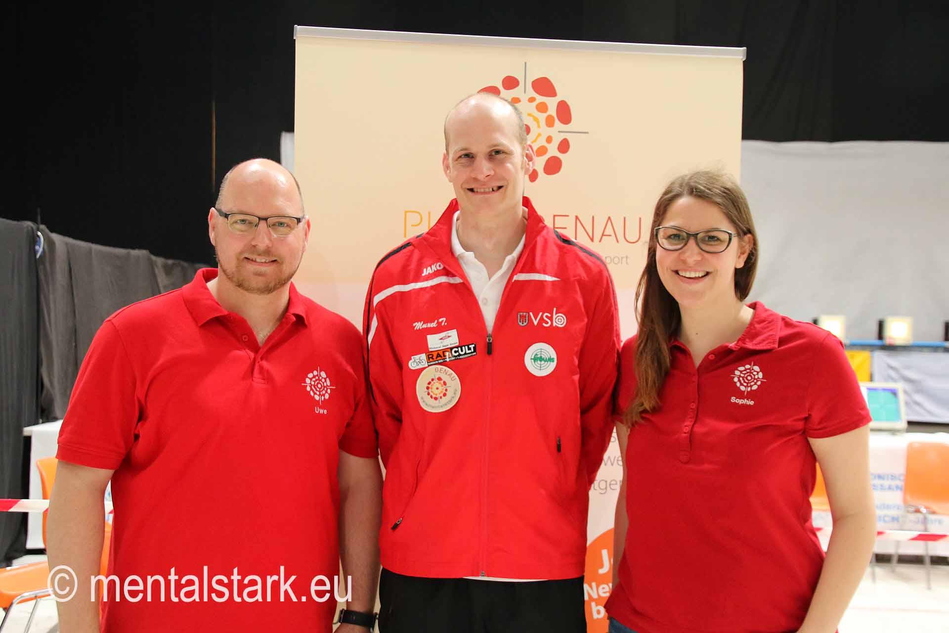 Uwe Gessl, Thomas Muxel & Sophie Pusterhofer  (Förderbonusgewinner 2016/17)