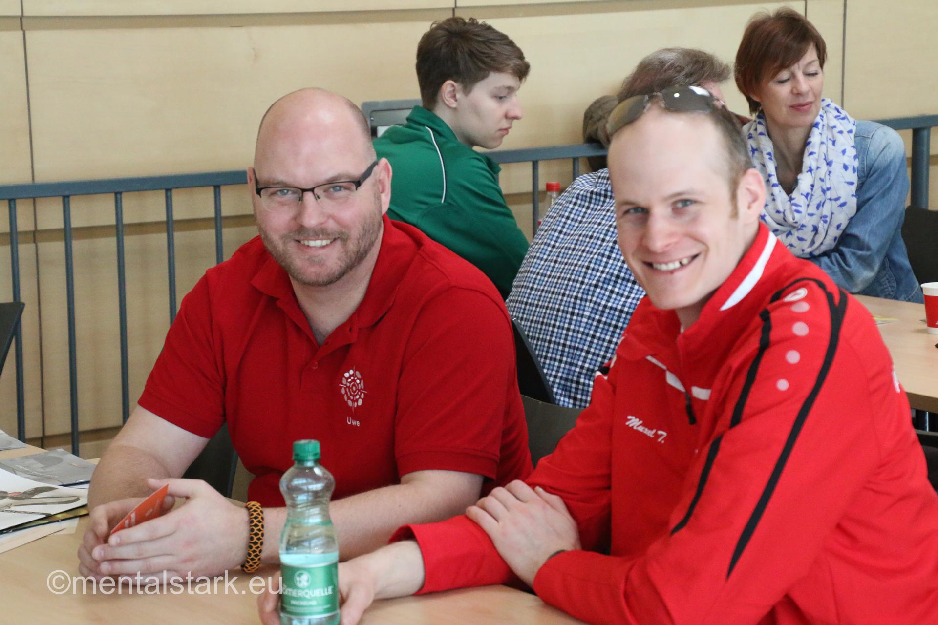 Uwe Gessl & Thomas Muxel