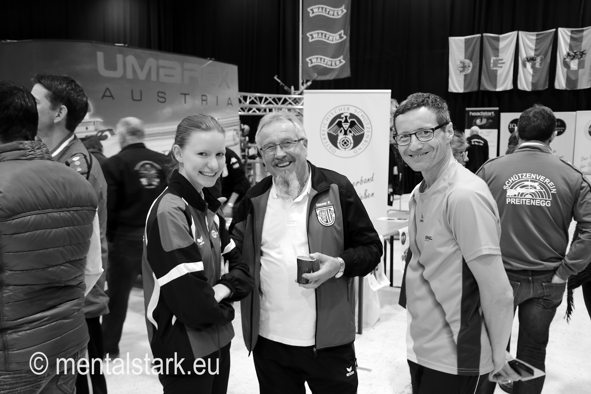 Doris Petermair, Franz Maurer, Harald Simböck