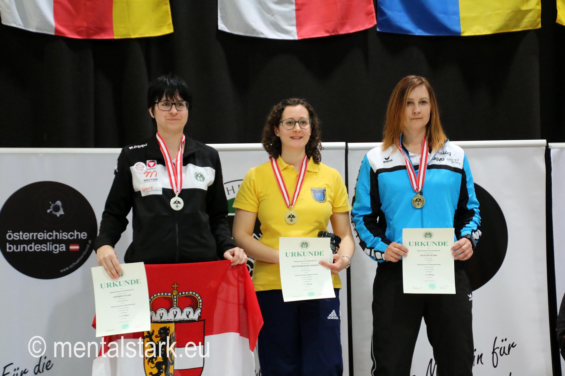 Sylvia Steiner 2. Platz LP5 Damen