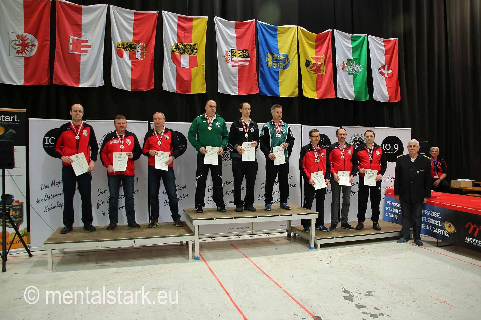 Andreas Paschinger, Mannschaft 3. Platz LG Senioren1