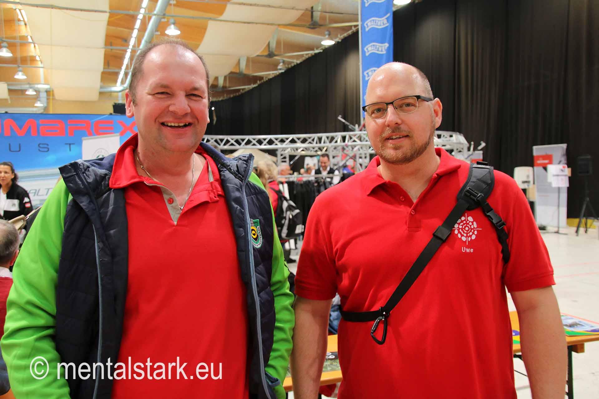 Herbert Raffelsberger & Uwe Gessl