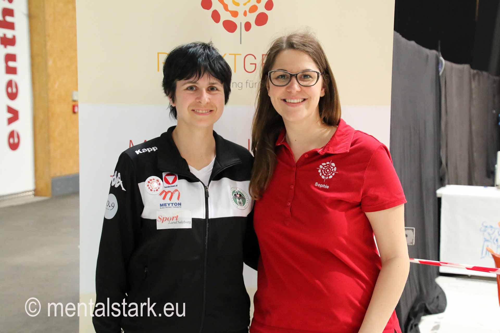 Sylvia Steiner & Sophie Pusterhofer  (Förderbonusgewinner 2016/17)