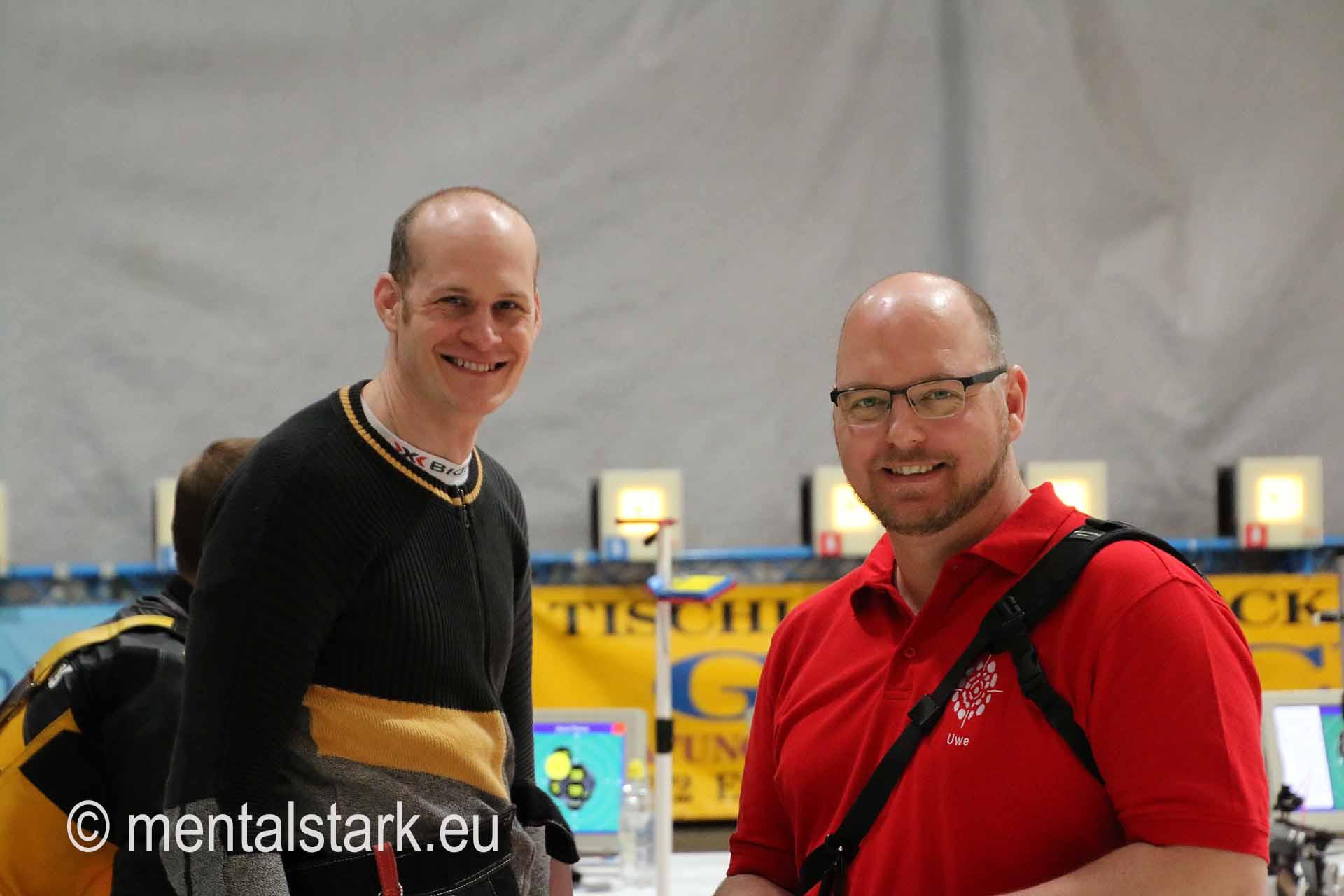 Thomas Muxel und Uwe Gessl (Förderbonusgewinner 2016/17)
