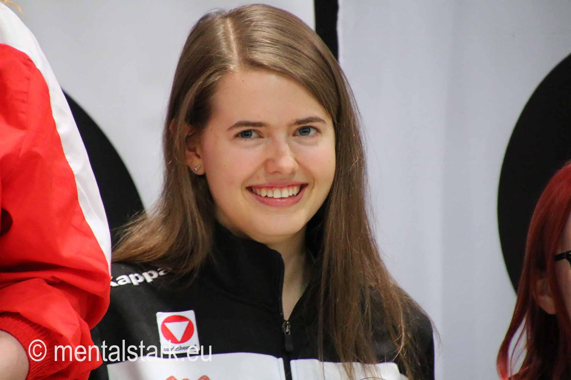 Marlene Pribitzer 4. Platz LG Juniorinnen