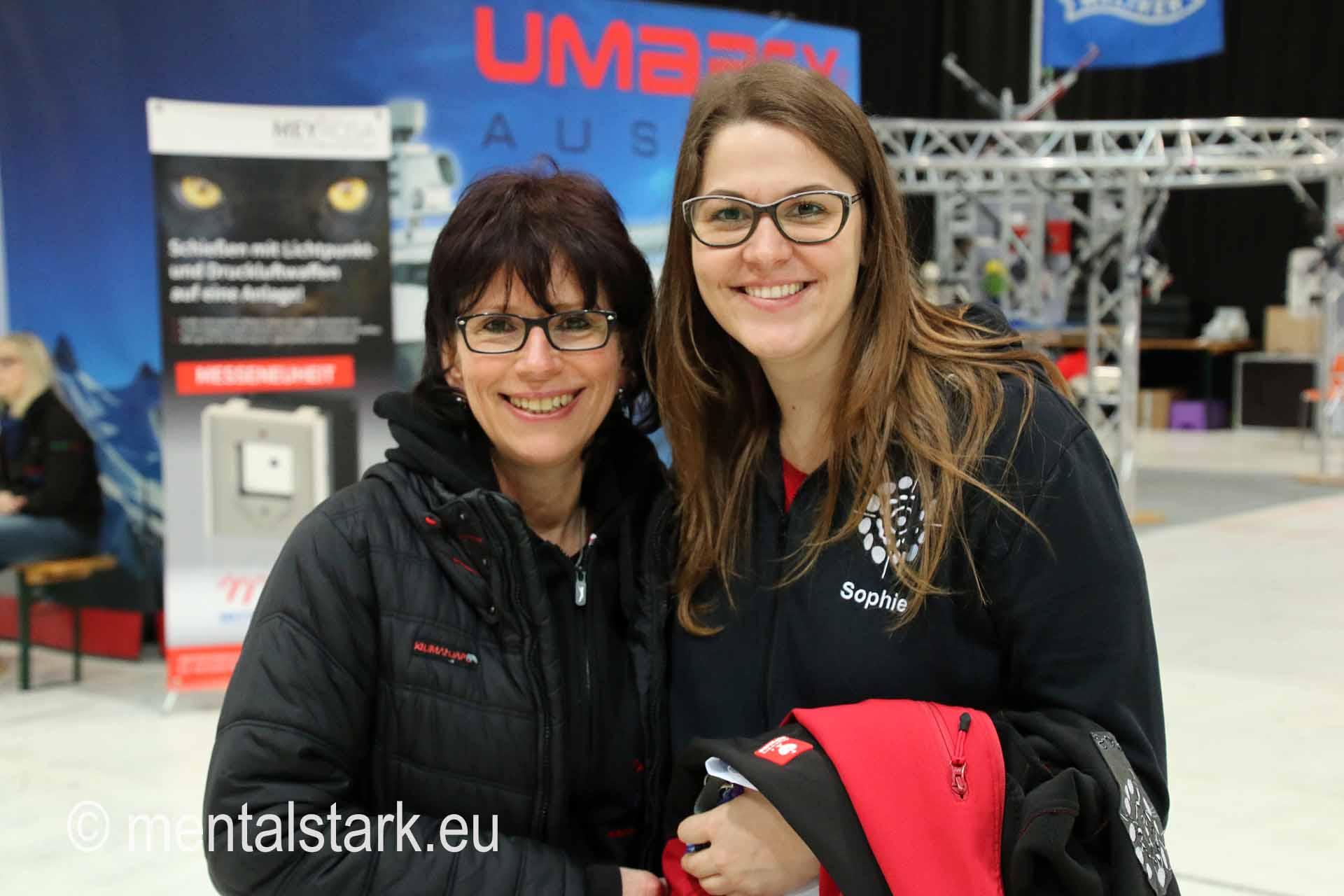 Sabine Stockmann & Sophie Pusterhofer