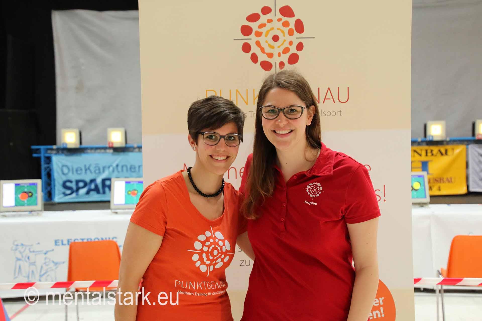 Kathrin Plattner & Sophie Pusterhofer (Förderbonusgewinner 2016/17)