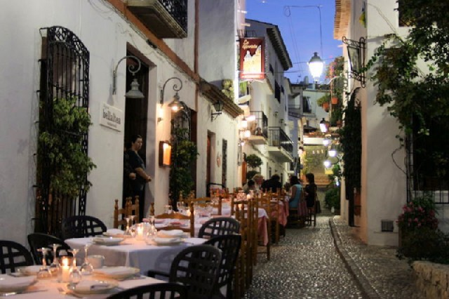 Old town Altea