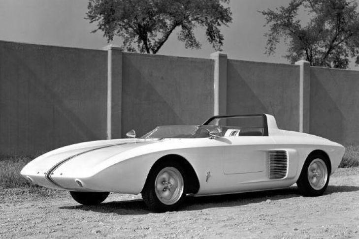 Ein 2-Sitziger Roadster ...  (Bild: Ford)
