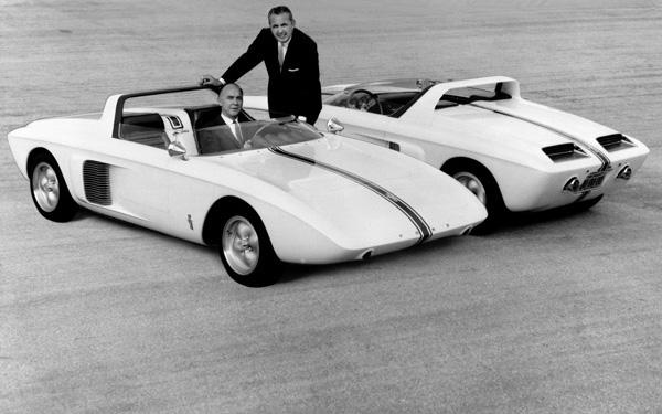 """... unter dem Namen """"Mustang I"""" 1962 das Licht der Welt. (Bild: Ford)"""