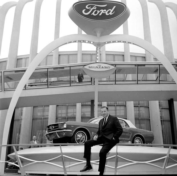 Die offizielle Markteinführung  fand schließlich am 17. April 1964 auf der Weltausstellung ...  (Bild: Ford Wiek)