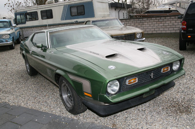 1971 Ford Mustang Mach 1 Sportsback