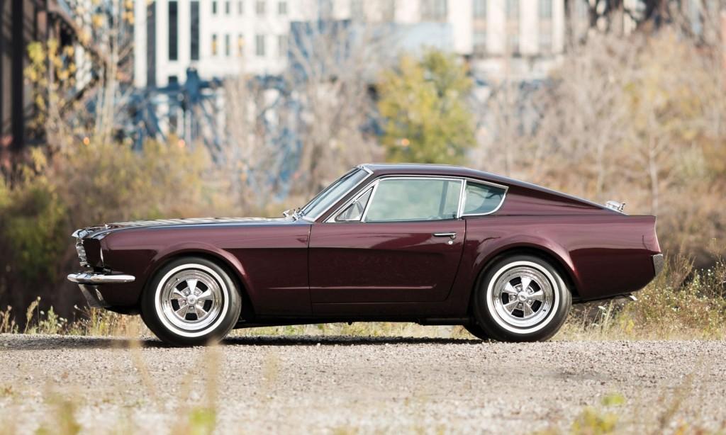 ... der dem 1965 kommenden Fastback schon recht ähnlich sah. (Bild: Internet)