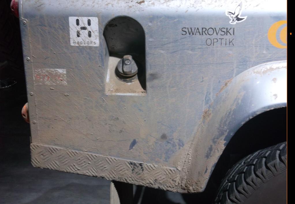 LANDROVER | Swarowski mal anders.