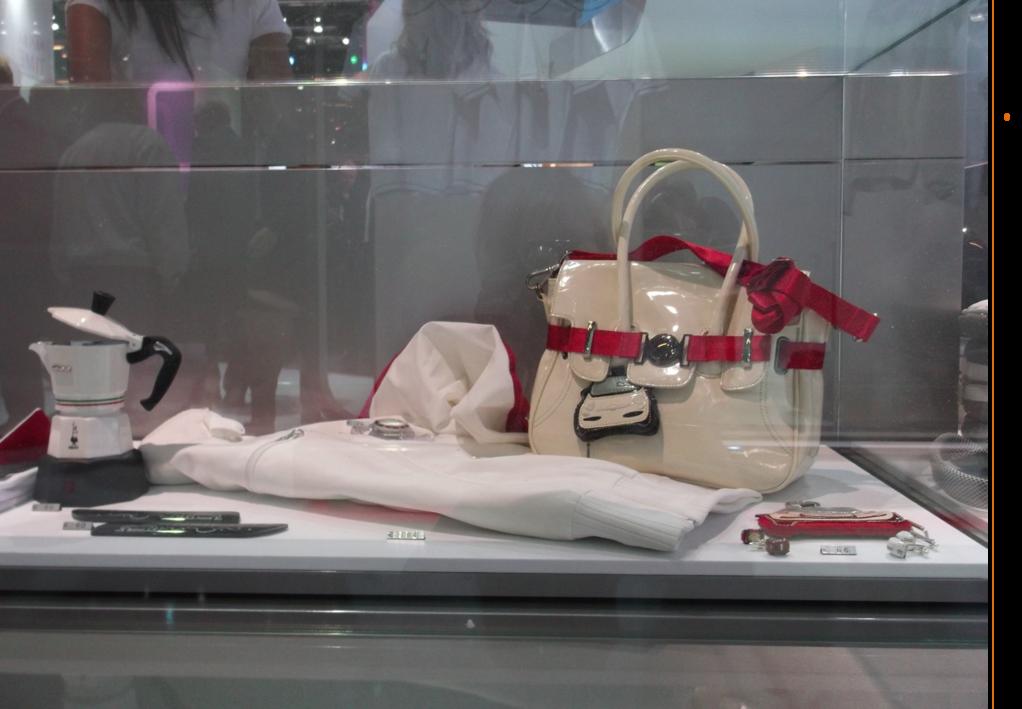 FIAT | Ein Gucci-Täschchen geht immer noch rein.