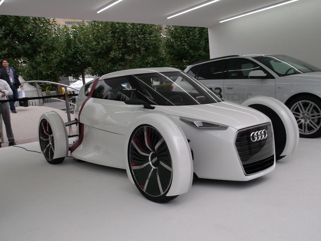 AUDI  |  Audi hat sicher schon schönere Autos gebaut ...