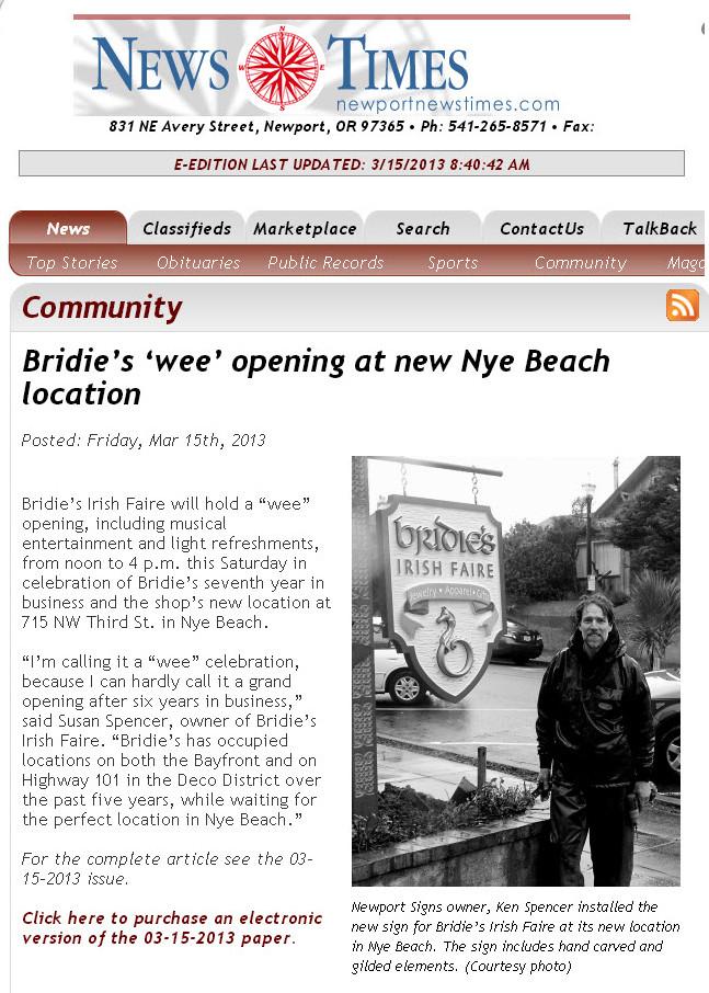 Newport News Times 3-15-2013