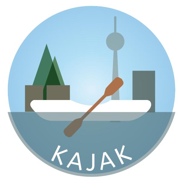 Kajak-Verleih Kreuzberg