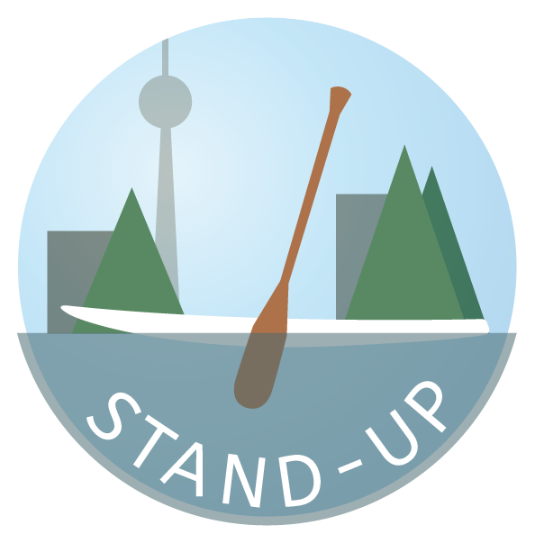 Stand-Up-Paddling-Verleih Kreuzberg