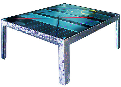 Stalen tafel frame