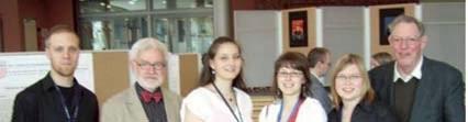 Projekt-Team des letzten Forschungsprojektes (2007)