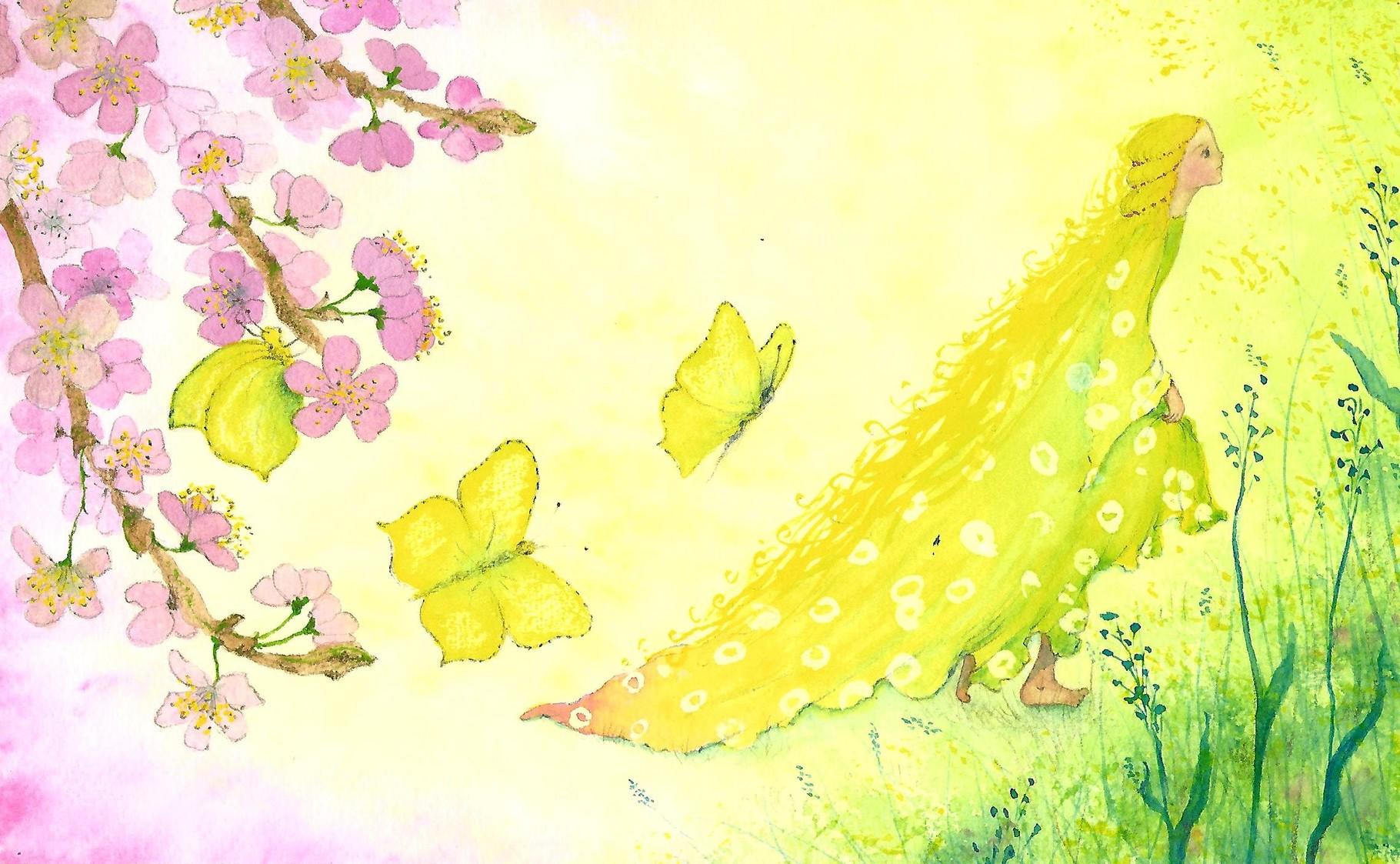 Frühlingselfe