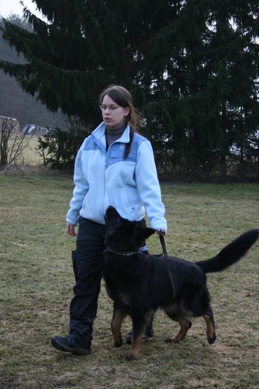 Stefanie Brunner und Delva