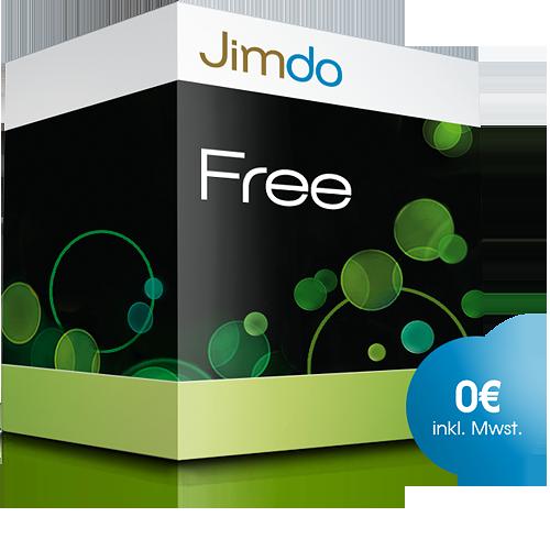 JimdoFree Edition