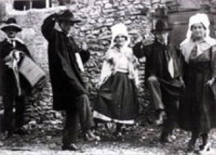 Fête occitane la Félibree folklore tradition périgourdine tradition occitane savoir faire art et tradition populaire, sarlat