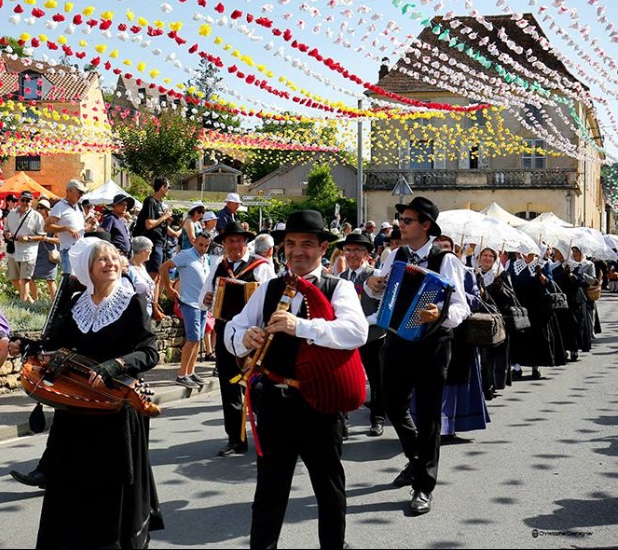 musique traditionnelle occitane à la félibree vielle et cabrette