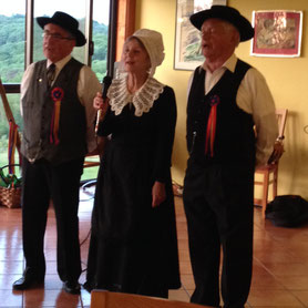 chant occitan chanson ancienne groupe folklorique de salut en dordogne