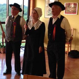 ma pastourelle chant occitan chanson ancienne groupe folklorique de salut en dordogne