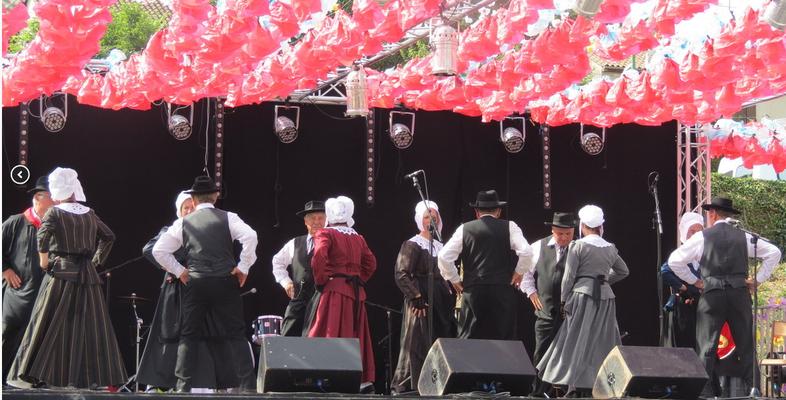 danse traditionnelle art populaire tradition occitane