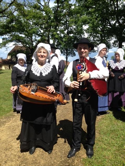 musique traditionnelle occitane cabrette et vielle