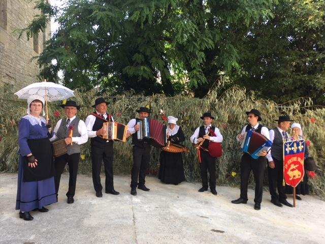 musique traditionnelle occitane à la félibree