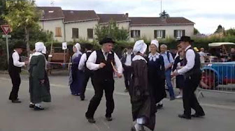 danse folklore en périgord sarlat musique périgourdine