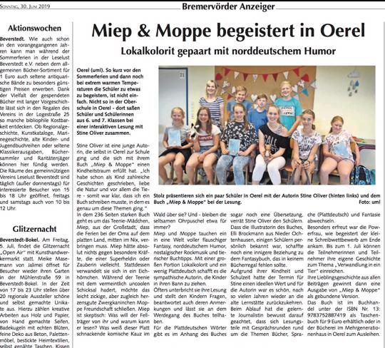 Bremervörder Anzeiger (30.06.2019)