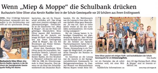 Bremervörder Zeitung (19.07.2019)