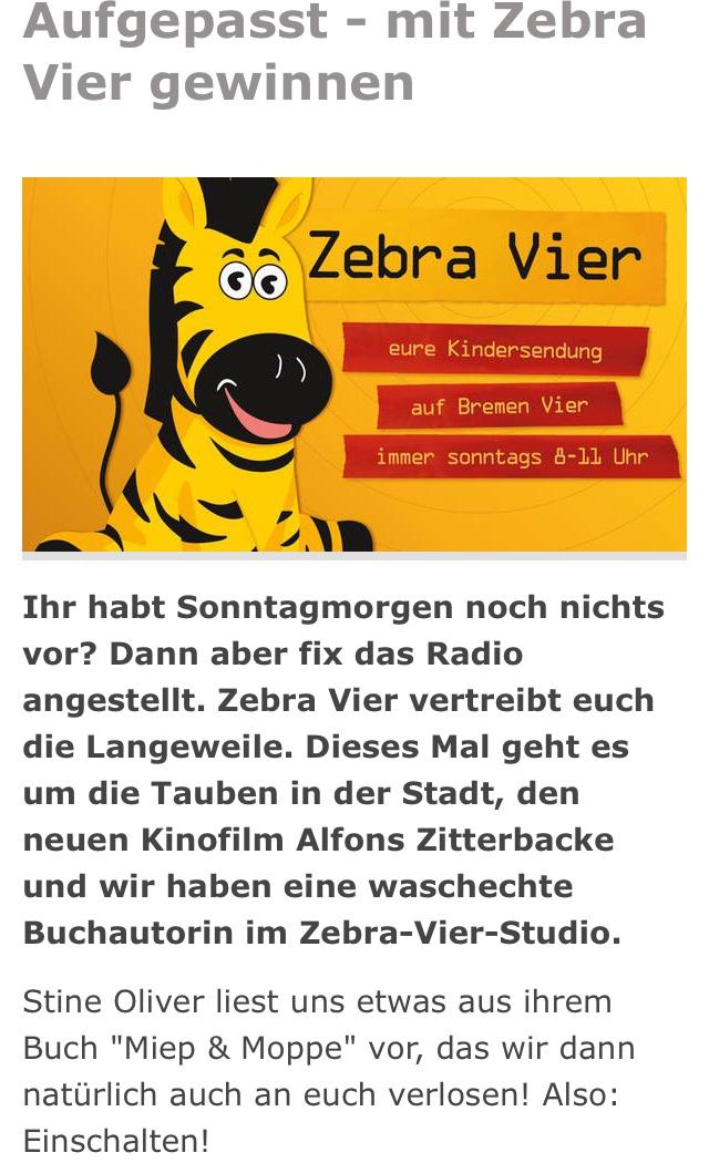 Radio Bremen Vier (14.04.2019)