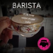 barista inhuren hartjeskoffie espresso mystery guest #koffiemysteryguest