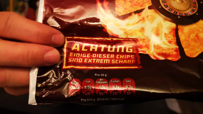 dann klappt's auch mit dem Chips-Roulette