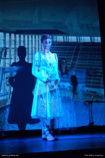 """""""Opernabend"""" - vorgetragen von Stephanie Herpich (Rex-Theater 27.10.2006)."""