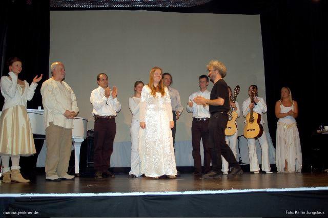 Applaus - dem Publikum hat's gefallen (Rex-Theater 27.10.2006).
